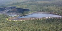 Rapid permafrost thaw an unrecognized threat to landscape