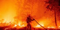 As wildfires rage, climate experts warn: The future we were worried about is here